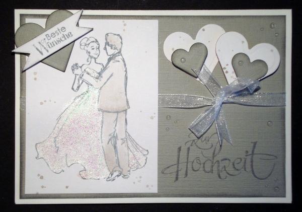 Wünsche Zur Hochzeit Karte.Beste Wünsche Zur Hochzeit Brautpaar Hochzeitskarte